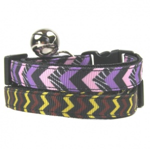 Chevron Collars for Cat