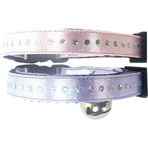 Fancy Cat Collar | Silky & Sparkly