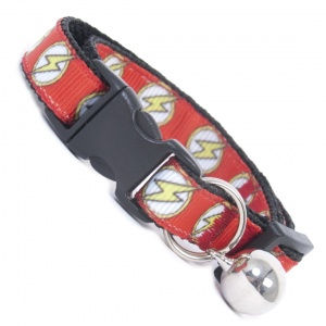 The Flash Cat Collar