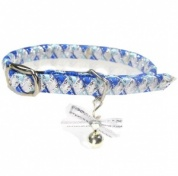 Cute Little Kitten Collar - Blue