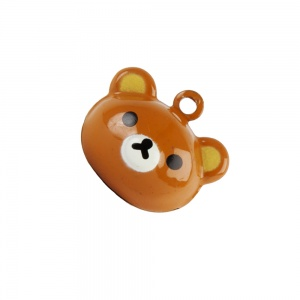 Teddy Bear Bell for Cat Collar