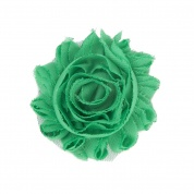 Angelica Green Flower Accessory for Cat Collars
