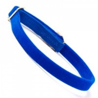 Blue Velvet Cat Collar by Ancol