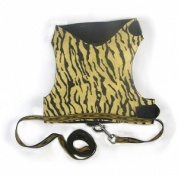 Tiger Jacket Cat Harness and Lead