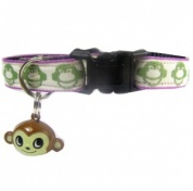 Cheeky Monkey Cat Collar