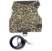 Cheetah Cat Harness and Lead