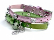 Cheshire Chic Cat Collars by Puchi