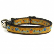 Woodland Wildlife Cat Collar | Chipmunk