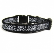 Spiders Web Cats Collar