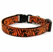 Danger! Wild Cat Collar