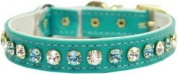 Deluxe Cat Collar | Turquoise