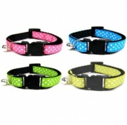 Dinky Dots Kitten Collars | Small Cat Collars