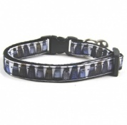 Dr Who Cat Collar - Daleks