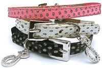Glitter Chic Cat Collars by Puchi