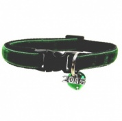Election 2015 Cat Collar - Green Party