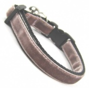 Mink Velvet Cool Cat Collar