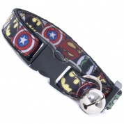 Ultimate Superhero Cat Collar