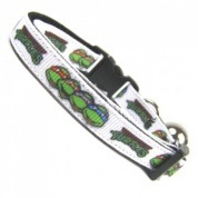 Ninja Turtles Cat collar