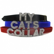 Personalised Name Cat Collars