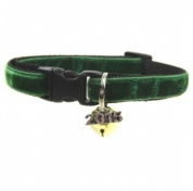 Election 2015 Cat Collar - Plaid Cymru