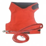 Red Cat Harness Walking Set