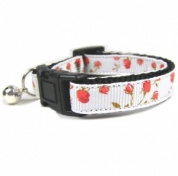 Rosie Kitten Collar | Small Cat Collar