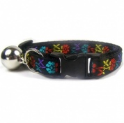 Cats Collar in Striking Colours