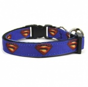 Superman Cat Collar