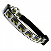 Wheels on the Bus Cats Collar