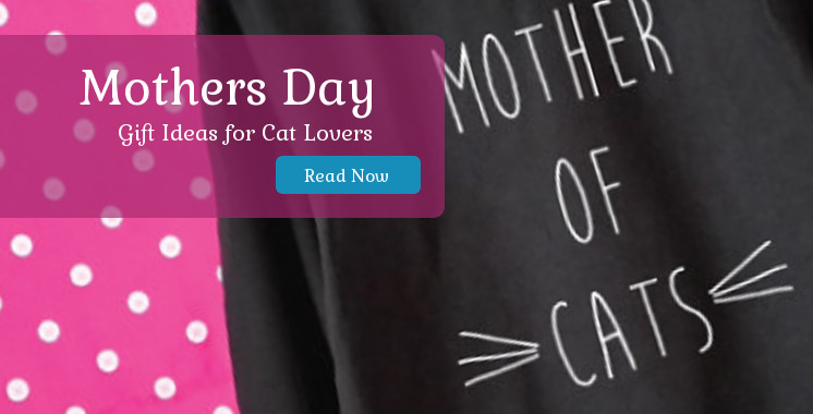 Mothers Day Cat Lover Gifts