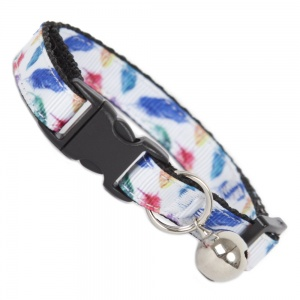 Feather Frenzy Cool Cat Collar