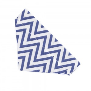 Blue Waves Bandana