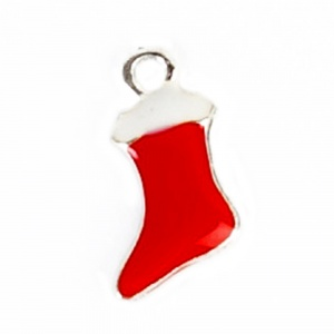 Christmas Stocking Cat Collar Charm