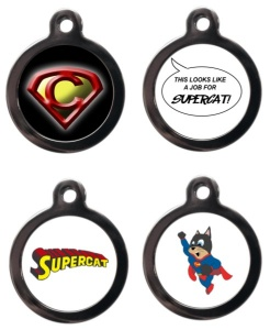 SuperCat Cat ID Tag