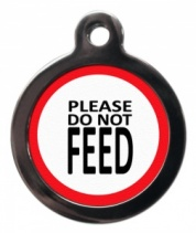 Feed Alert Cat ID Tag