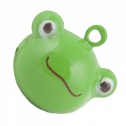 Frog Bell for Cats Collar