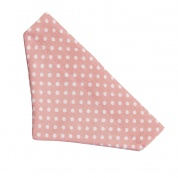 Pink Spotty Cat Bandana