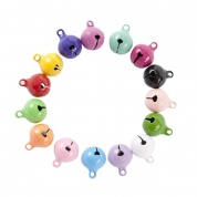 Colourful Bells for Cat Collars