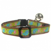 Chirpy Friends Cat Collar