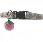 Cottage Garden Cat Collar