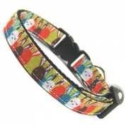 Easter Bunny Parade Cat Collar
