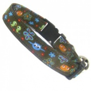 Woodland Wildlife Cat Collar | Owl