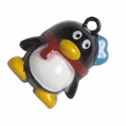 Penguin Bell for Cat Collar